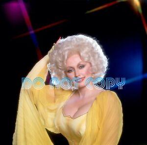 Sexy Unseen DOLLY PARTON in the 80s - Fine Art Archival Photo 8.5x11 - RARE!!