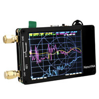 Portable Handheld Vector Network Analyzer 50KHz-900MHz Digital Display Q1O0