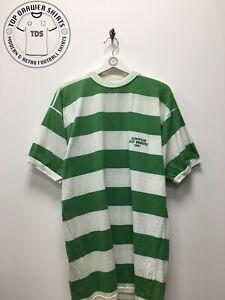 Celtic 1967 European Cup Winners Score Draw Home Shirt Men's Size XXL 2XL