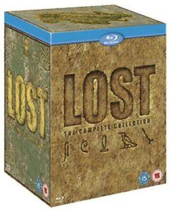 Lost Stagioni 1 A 6 Collezione Completa Blu-Ray