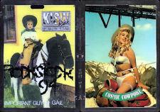 "Tool ""Rockstock '94"" VIP Laminate Pass (Spring '94 US Tour) *Failure Candlebox*"