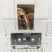 SLAUGHTER STICK IT TO YA 1990 Vintage 90's Classic Cassette Tape