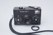Rollei 35T Kamera Camera with 1 : 3.5/ 40mm Tessar lens 35 T Black Edition /R002