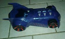 """Dc Universe Batman Power Attack Batmobile (For 6"""" Action Figures) Mattel W7232"""