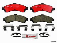 Brembo Disc Brake Pad fits 2002-2004 Oldsmobile Bravada  WD EXPRESS