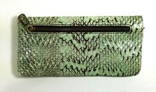 MIU MIU BEAUTIFUL SNAKESKIN WALLET / ORGANIZER, ITALY