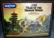 BREYER 2012 YEAR OF THE DRAGON HORSE FINE PORCELAIN COMMEMORATIVE EDITION #1444