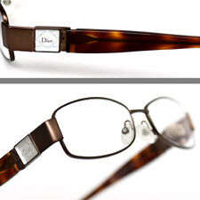 a77557f2179c Dior Brown Rectangular Eyeglass Frames for sale