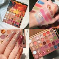 35 Colors Matte Pearlescent Glitter Eye Shadow Pigment EyeShadow Palette Beauty