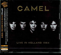 CAMEL-LIVE IN HOLLAND 1984-IMPORT 2 CD G99