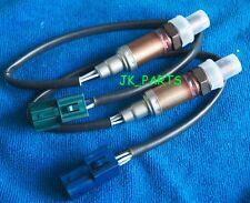 New 2PCS O2 Oxygen Sensor Front Rear For 2002 2003 Nissan Altima Maxima 2.5L