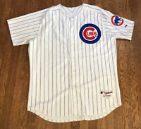 Carlos Mármol #49 Chicago Cubs Majestic MLB Baseball Jersey Size 52