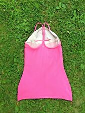 Women's Lululemon Pink Swiftly Tech Tank Top Athletic Gym Yoga F550
