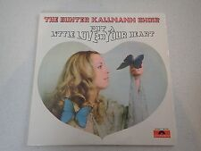 GUNTER KALLMANN CHOIR LP PUT A LITTLE LOVE IN YOUR HEART LP Record
