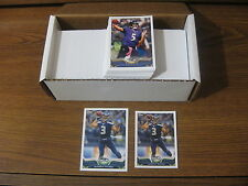 2013 Topps Mini Football Complete Set 1-440 Le'Veon Bell RC Brady ManningRodgers