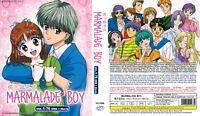 ANIME DVD Marmalade Boy(1-76End+Movie)English sub&All region + FREE CD