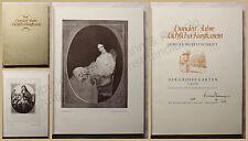 Haenel 100 Jahre Sächsischer Kunstverein 1928 II. Bd Festschrift Sachsen xy