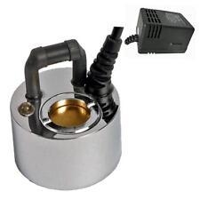 Mini-Fogger/Mister Low-Voltage w/Transformer Safe Mist for Ftns/Reptiles/Plants