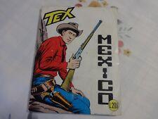 "TEX TRE STELLE N. 64 "" MEXICO"" - BUONO"