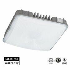 70W LED Canopy Light IP65 Waterproof 600W HID/MH Gas Station Street Light UL&DLC