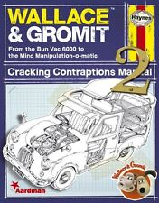Wallace & Gromit: Cracking Contraptions Manual 2 (Haynes Manual),Derek Smith, G