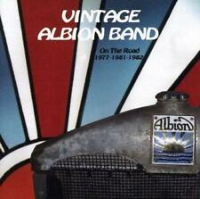 THE ALBION BAND - VINTAGE ALBION BAND ON THE ROAD 1977-1981-1982 (NEW SEALED) CD
