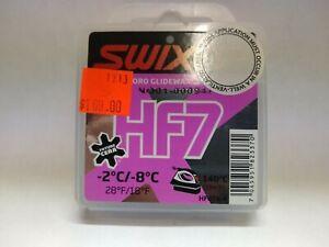 Swix HF7 High Flouro Glide Wax