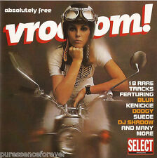 V/A - Vrooom! Motorcycle Loveliness (UK 18 Track CD Album) (Select Magazine)