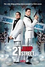 21 Jump Street movie poster - Channing Tatum poster, Jonah Hill  11 x 17 inches