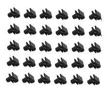 Mercedes OEM Set of 30 Bumper Grille Fastener Clip 0029885181