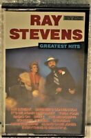 "RAY STEVENS ""Greatest Hits""  Cassette  MCA MCAC-5918"