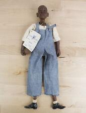 Vtg Daddy's Long Legs Junior Clay Resin Doll Americana Collectible Rare