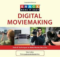 Knack Digital Moviemaking: Tools & Techniques to Make Mo... by Westpheling, Eric