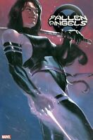 FALLEN ANGELS #1 DELL'OTTO VARIANT 1:50 - NM or Better - Marvel 2019