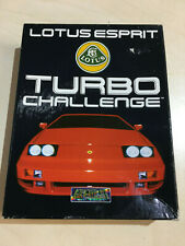 Lotus Turbo Esprit Turbo Challenge - Gremlin Graphics - Sinclair ZX Spectrum