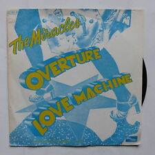 THE MIRACLES Overture Love machine 2C010 97242