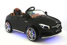 2018 12V Mercedes CLA45 AMG Battery Power Led Wheeels Ride on Toy Car MP3 Remote