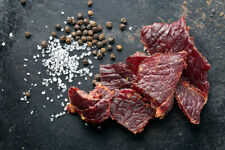 Premium Smoked Beef Jerky - REAL JERKY - Free Shipping!