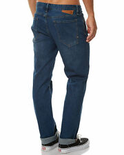 BILLABONG Men's Hitcher Regular - Straight Leg Jeans, Size 32. NWT. RRP $99.99