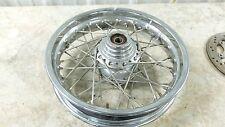 01 Polaris Victory V92 C V92C Deluxe front wheel rim