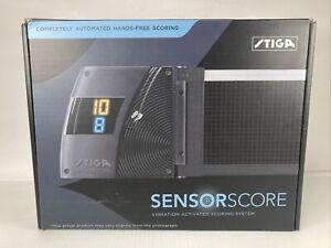 New Stiga Sensor Score Vibration Activated Table Tennis Scoring System Complete