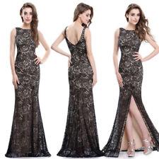 Long Formal Floral Dresses Bodycon Dress