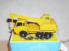 """(199/14)matchboxauto LKW """"Googe Crane Truck"""" Nr.63,neuwertiger Zustand mit OVP"""