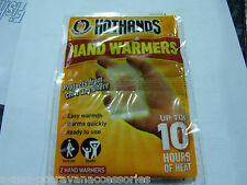 Hot  Hands Hand warmers x 2
