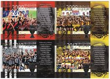 2020 SELECT DOMINANCE - 'PREMIERSHIP COMMEMORATIVE' CARDS - CHOOSE YOUR CARD