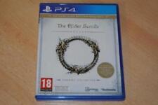Jeux vidéo manuels inclus The Elder Scrolls pour Sony PlayStation 4
