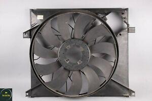 00-05 Mercedes W163 ML500 ML55 AMG Engine Cooling Fan Shroud NO MOTOR OEM
