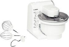 Bosch MUM4405 Küchenmaschine 500W 4 Schaltstufen Multifunktionsarm Weiß