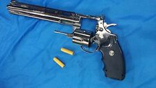 Jet Flame lighter gun costume party prop python 357 cosplay revolver trooper fbi
