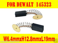 Carbon Brushes For Dewalt  BK18 145323-02  Miter Saw DW362 DW705S DW357 DW389